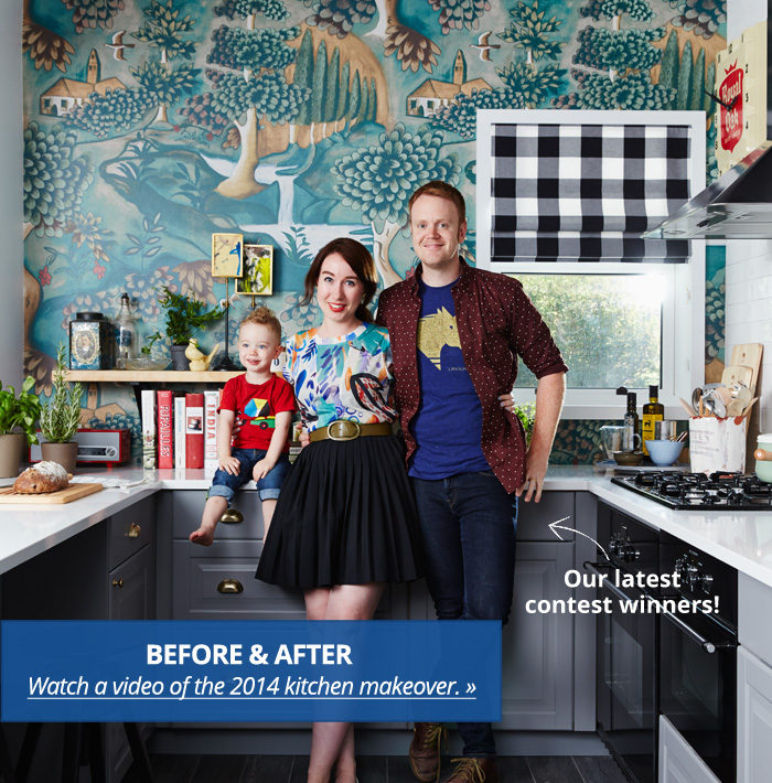 IKEA Kitchen Makeover Contest